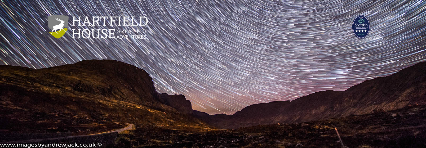 applecross starry night